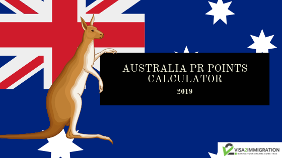 Australia PR Points Calculator