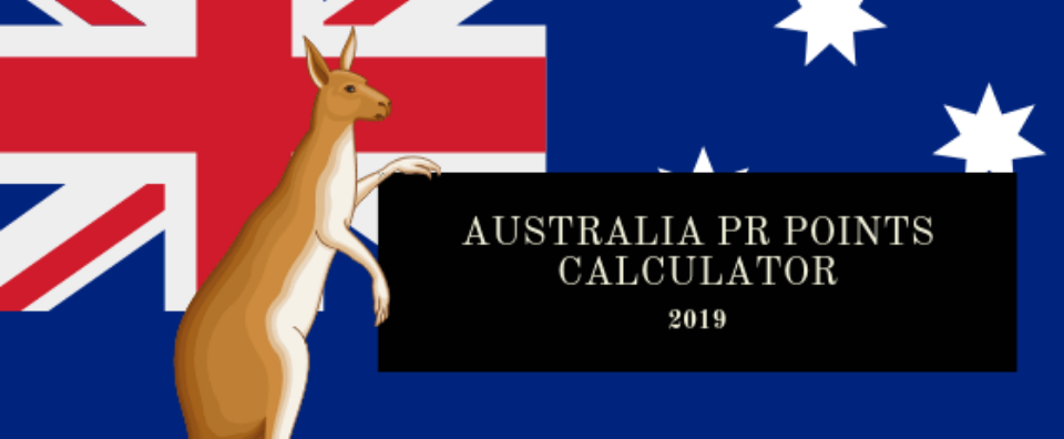Australian Skilled Immigration Points Requirements in 2019
