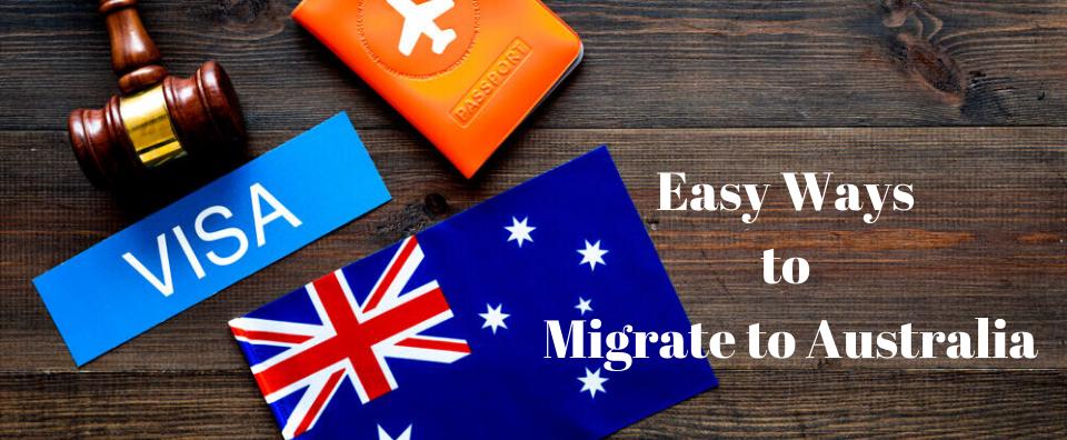 How to Migrate Easily to Australia